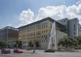 San Antonio Police HQ